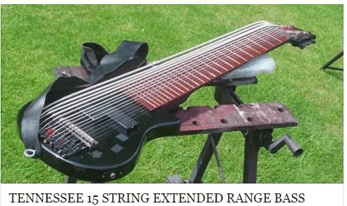 15 strings